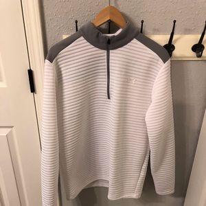 UNDER ARMOUR Half Zip Pullover Size M